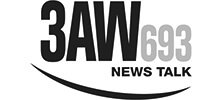3AW 693 News Talk Logo